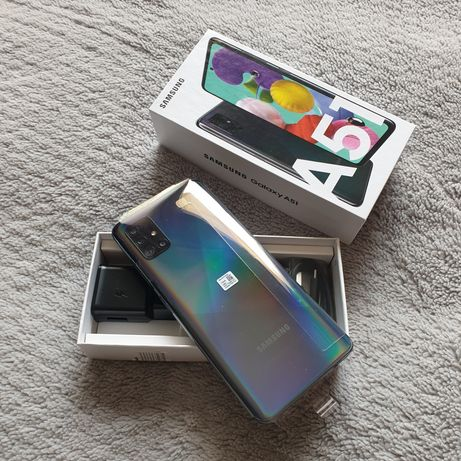 Smartfon Samsung Galaxy a51 nowy