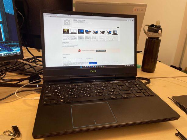 Ігровий Ноутбук Dell G5 5590