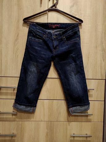 бриджи шорты джинсовые стрейчевые