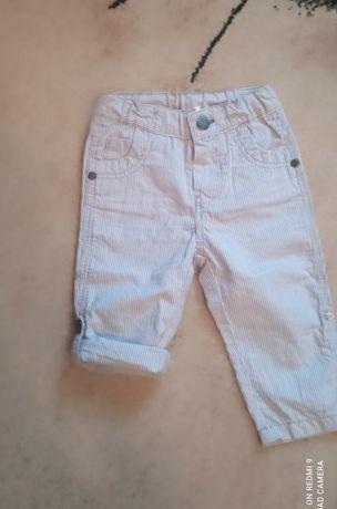 Летние штанишки-шорты  для мальчика