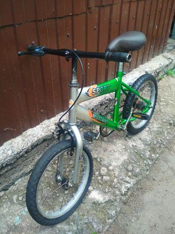 Детский велосипед Sport Mustang