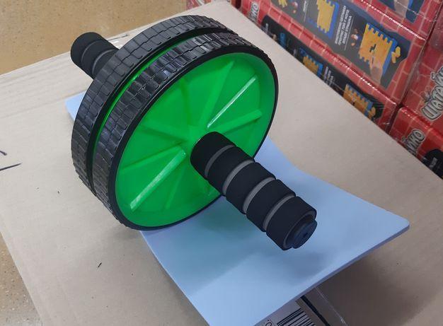 Ролик, гімнастичне колесо для преса