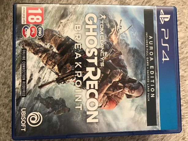 Tom Clancy's Ghost Recon: Breakpoint: Aurora Edition PL PS4
