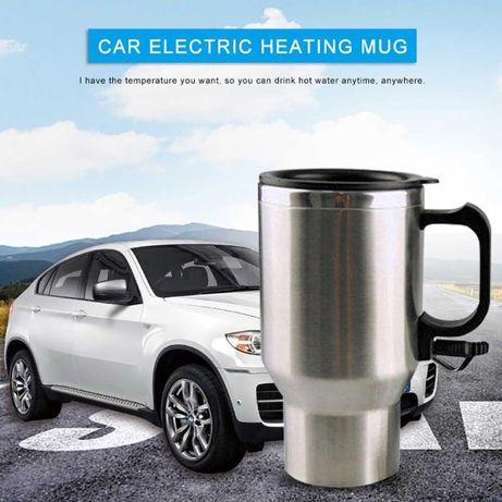 Термокружка ELECTRIC MUG, Автомобильная кружка с подогревом Electric M