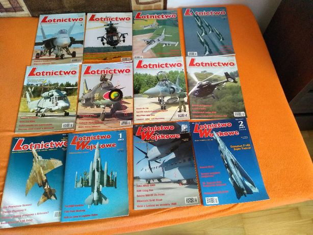 Lotnictwo Wojskowe / Lotnictwo