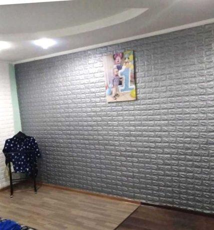 Самоклеящиеся 3Д панели – мягкие обои, потолочные, виниловый пол