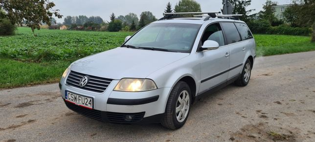 Volkswagen Passat B5 FL 1.9 TDI 2005 rok 6 biegów climatronic NAVI !!