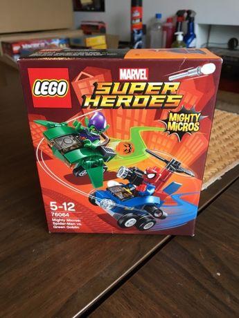 Lego 76064 Super Heroes Marvel Nowe Oryginalne Lego