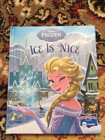 Frozen книга из серии на английском языке