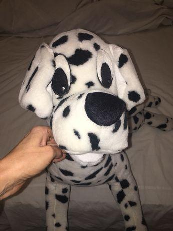 Мягкая игрушка собака-Долматинец