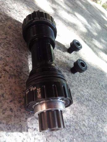 Eixo pedaleiro Howitzer XR Novo 58/65