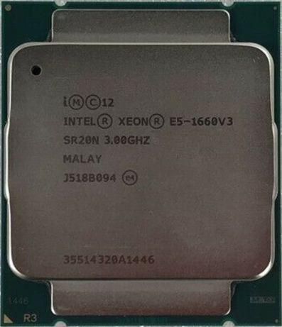 X99 LGA 2011-3 1650 v3 / 1660 v3/ E5-1650 V3
