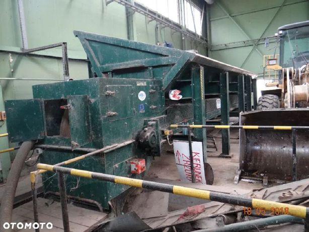 Linia Technologiczna Segregacji Odpadów  Linia Technologiczna