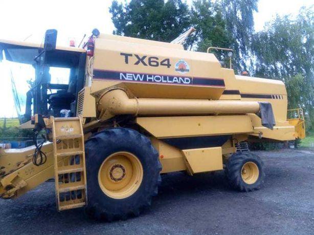 Kombaj zbożowy New Holland TX64