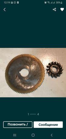 Фрезы дисковые,отрезные-2 шт(новые)