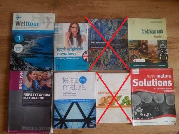 Książki do liceum/technikum