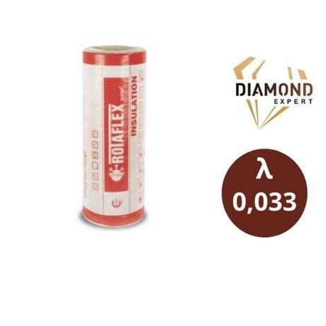 Wełna Mineralna-5cm- Poddasza-Domy Szkieletowe- 0,033 - Diamond Expert
