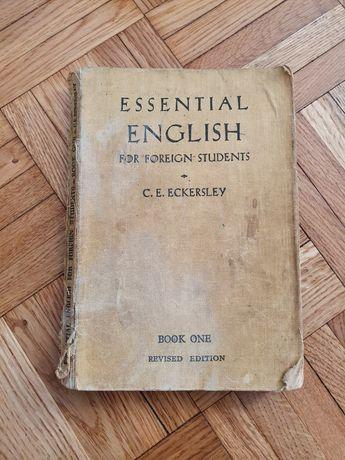 Podręcznik do angielskiego 1946