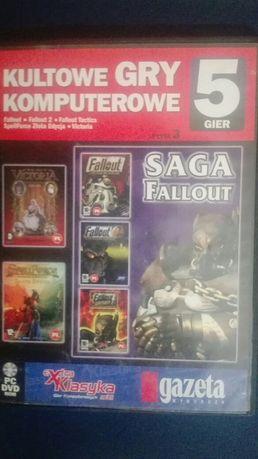 Klasyka Saga Fallout PC
