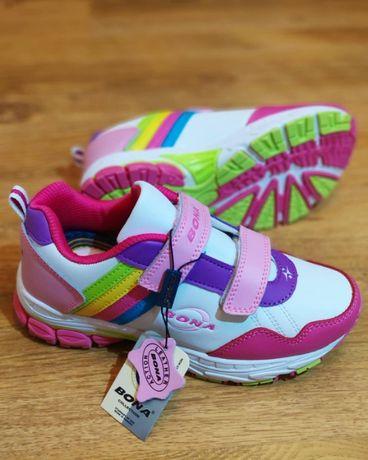 Детские кроссовки Bona, Осень-Весна 31-36-й р. Разные модели.