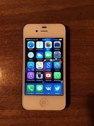 Айфон 4s 16 GB белый Харьков - изображение 1