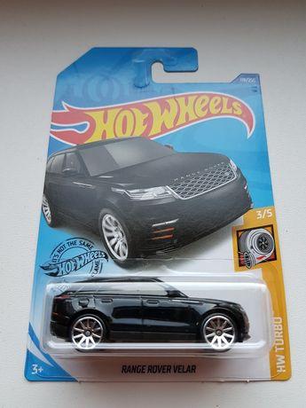 Hot Wheels Range Rover Velar 1:64 seria HW Turbo
