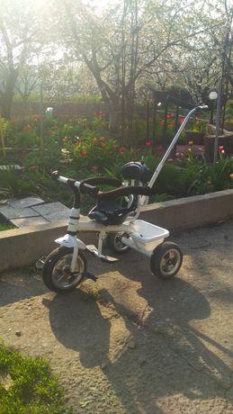 Трьохкольосный детский велосипед