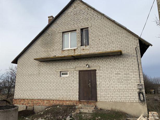 Продом дом (недострой)в жилом состоянии