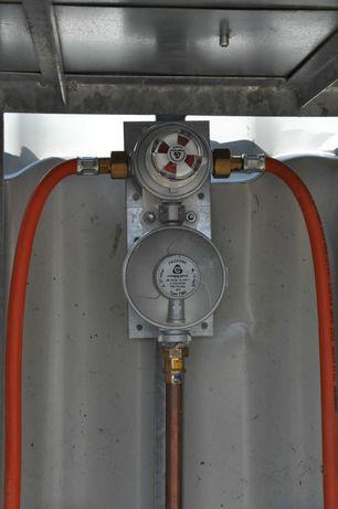 Atrakcyjna oferta - klatka na 4 butle gaz z reduktorem