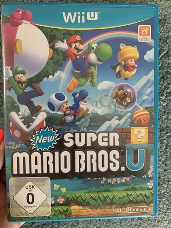 Gra Super Mario Bross Nintedo Wii u