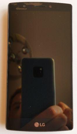 LG G4 brązowa skóra