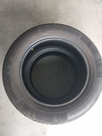 Opony 2 szt Continental 205/55 R16