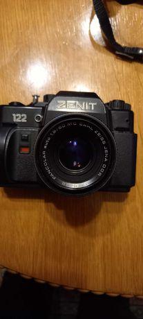 Aparat fotograficzny ZENIT 122 plus osprzęt