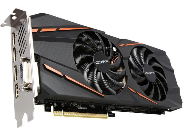 Видеокарта GIGABYTE GeForce GTX 1060 6GB