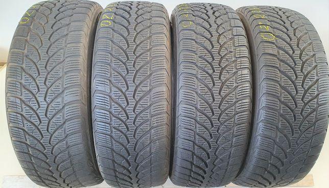 4x 205/60/16 Bridgestone Blizzak LM32 92H OZ287