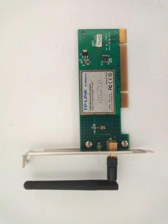 Karta TP-Link PCI w technologii eXtended Range TL-WN651G 108 Mb/s