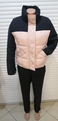 Курточка короткая пуфер