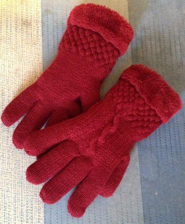 Перчатки   тёплые