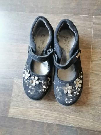Buty dziewczęce r. 29