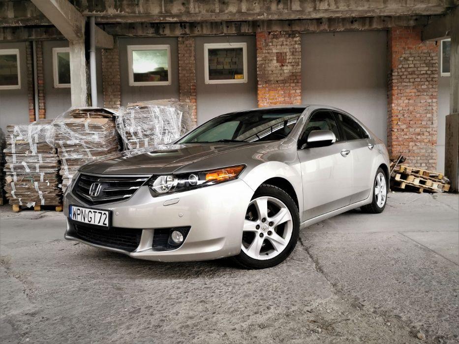 Honda Accord 2.2 2009r pełna opcja prywanie Radom - image 1