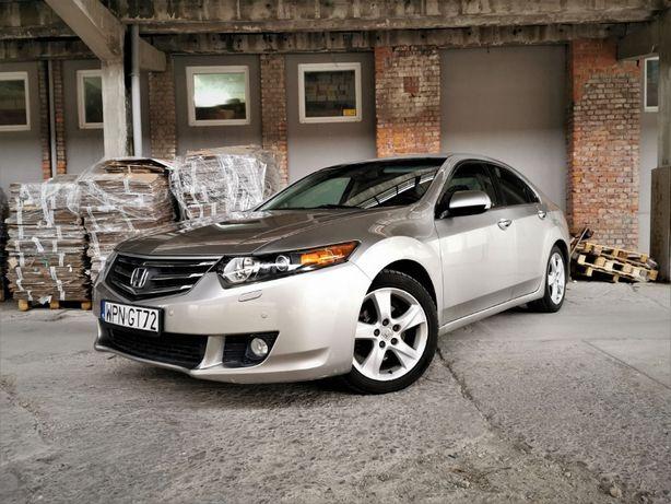Honda Accord 2.2 2009r pełna opcja prywanie