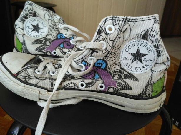 Trampki Converse All Star komiks Eu 37,5 UK 5