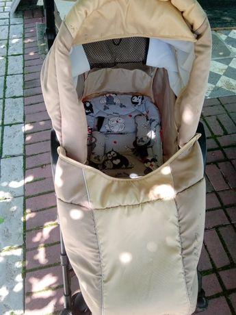 Продаю детскую коляску 2 в 1 Victoria Gold Saturn:.