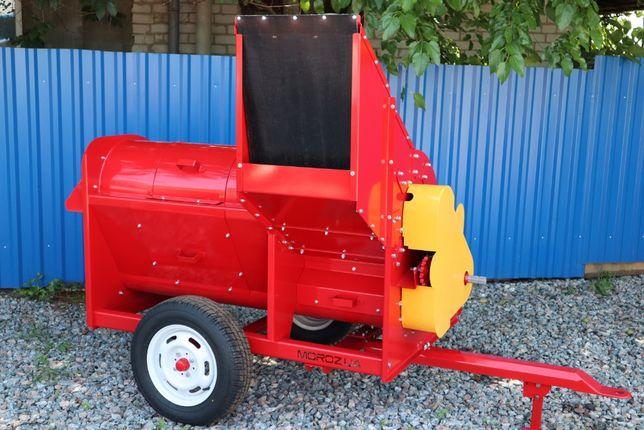 Тыквоуборочный комбайн MOROZ 1500 мм от производителя.