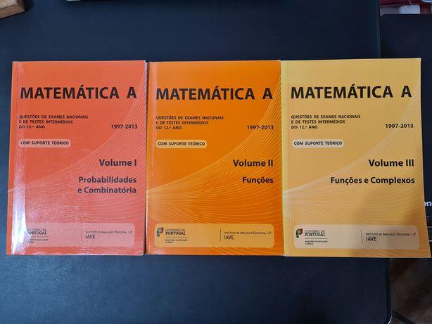Matemática A Exame 12° Ano