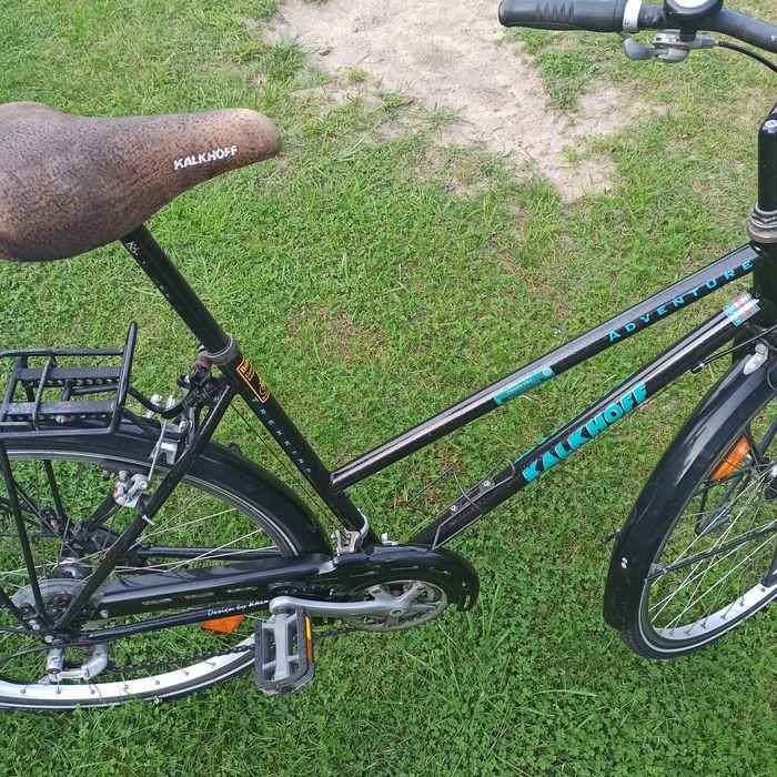 Rower KALKHOFF , 10biegów Jarocin - image 1