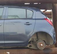 Porta Trás Esquerda Opel Corsa D (S07)
