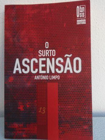"""Livro """"O Surto - Ascensão"""""""