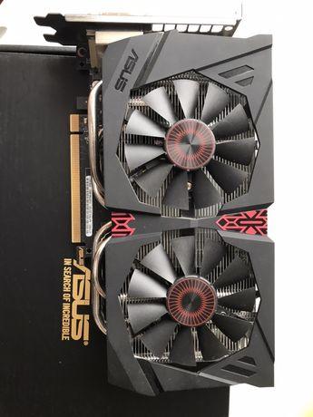 Продам Игровая видеокарта Geforce GTX 960 4GB Asus Strix