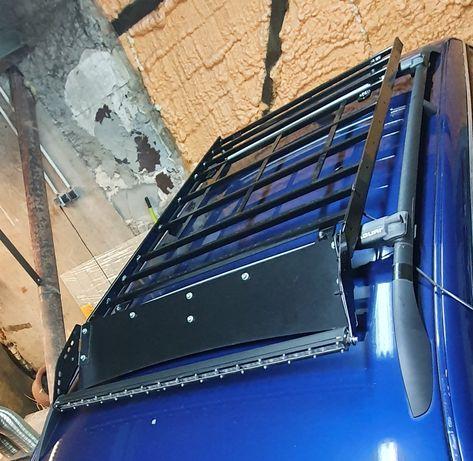 Bagażnik dachowy LED bar 100W